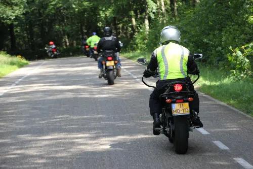 Motorrijbewijspoint Waddinxveen motor lesplan