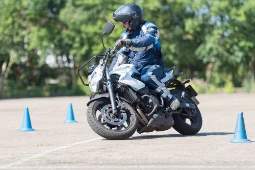Motorrijbewijspoint Waddinxveen motor rijtest