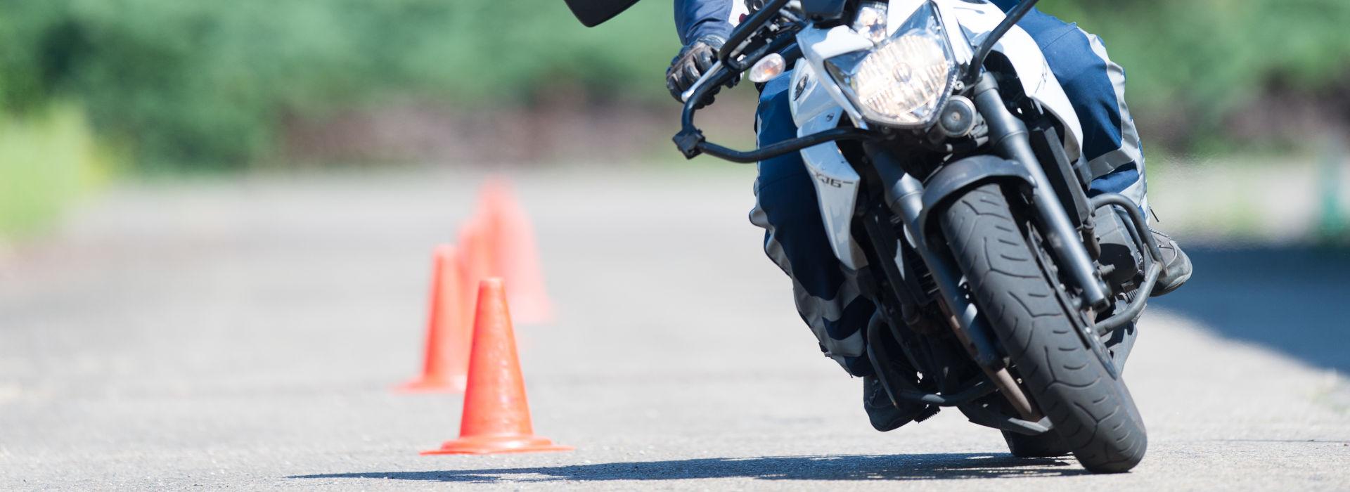 Motorrijbewijspoint Waddinxveen motor rijvaardigheid