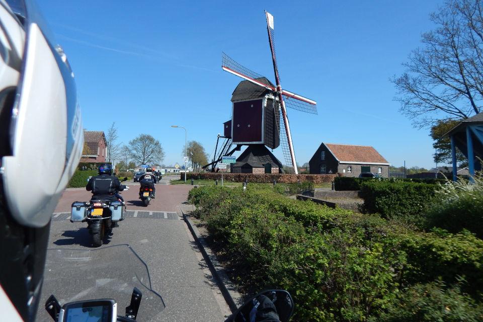 Motorrijbewijspoint Waddinxveen motorrijlesplan